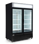 Commercial 2 Glass Door Merchandiser Freezer