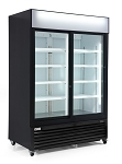 Commercial 2 Sliding Glass Door Merchandiser Refrigerator