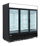 Commercial 3 Glass Door Merchandiser Freezer
