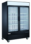 Commercial 2 Glass Door Merchandiser Refrigerator