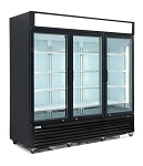 Commercial 3 Glass Door Merchandiser Freezer